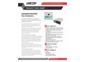 9900RM / 9900WM Gas Analyzer - Datasheet