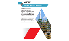 Ethylene Industry Solutions - Brochure