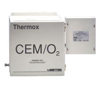 Thermox - Model CEM/O2 - Oxygen Analyzer