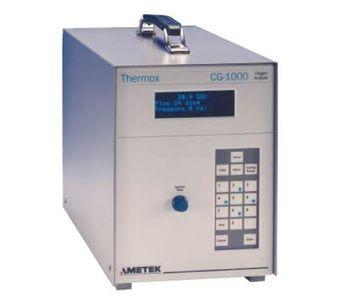 Thermox - Model CG1000 - Portable Oxygen Analyzer