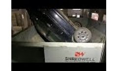 How Do You Process Your Scrap Car ? Waste Car is Not a Waste...Shred It and Bring You More Money Video