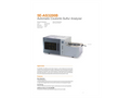 CKIC 5E-AS3200B Automatic Coulomb Sulfur Analyzer