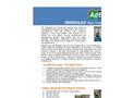 AdEdge - Modular Water Treatment Systems - Brochure