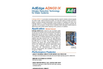 AdEdge - ADNO3 IX - Nitrates Reduction Technology for Water Systems - Brochure