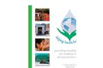 Helping Hands for Water - Brochure