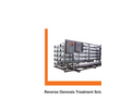 Reverse Osmosis Treatment Solutions - Brochure