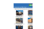 AdEdge - Commercial and Municipal Systems Up to 3,000 gpm - Datasheet