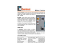 AdEdge InGenius - Main Control Panels - Datasheet