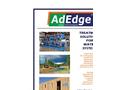 AdEdge Corporate Profile - Brochure