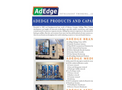 Adedge - Brands and Capabiliites - Brochure