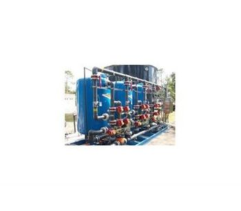 AdEdge - Model AD26 - Oxidation/Filtration Water Treatment Systems