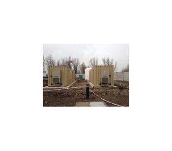AdEdge WaterPod - Containerized Water Treatment Treatment Units