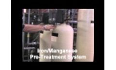 AdEdge Arsenic, Iron, & Manganese Removal NY State Police Troop C Video