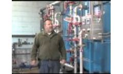 AdEdge Arsenic Removal System Town of Clinton, NJ Video