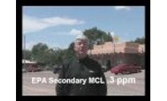 AdEdge Iron & Manganese Removal Case Study, Village of Corona, NM Video