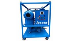 Acore - Model VHF - Hydraulic Oil Filtration Machine