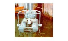 Model Type 1000 - Oil Skimmer