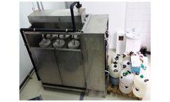 Tehnika Plast - Sludge Dewatering Bag System (Sludge Dehydrator)