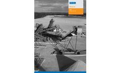 Trio - Model EF Series - Pan Feeders - Brochure