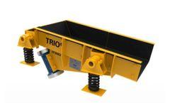 Trio - Model EF Series - Pan Feeders