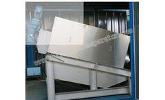 Zhejiang-Lifeng - Model PSSD5-MDS313 M - Mobile Sludge Dewatering Press