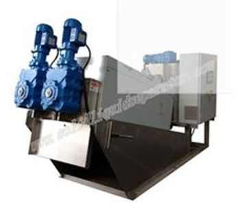 Zhejiang-Lifeng - Model MDS202 - Dewatering System