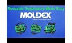 Reusable Respirators Made Easy Video