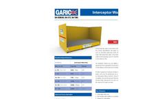 Garic - Interceptor Wash Bay Brochure