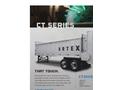 Artex - Model CT-3004 - Combination Silage Trailers Brochure