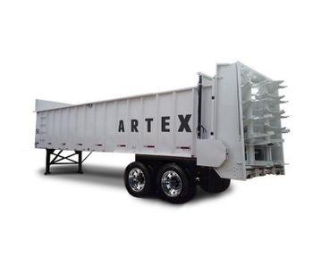 Artex - Model CT-3004 - Combination Silage Trailers