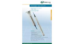 HT-Hydrotechnik - Model Type 575-LTC - Datalogger Brochure