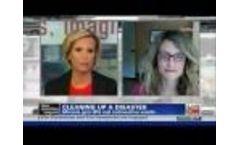 Nuclear Decontamination Innovation: DeconGel Featured on CNN - Video