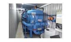 Reverse Osmosis Emergency Treatment Plants