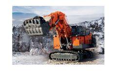 Hitachi - Model EX5600-6 - Mining Excavator