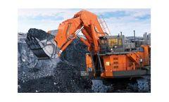 Hitachi - Model EX3600-6 - Mining Excavator & Shovel