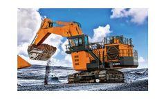 Hitachi - Model EX1900-6 - Mining Excavator & Shovel