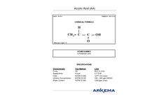 Arkema - Rheology Modifiers Brochure