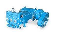 Model TWS 2500 - Well Service-Stimulation Pumps