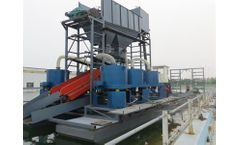 Model HL-M 60 - River Mining Machinery