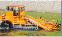 Water Weed Collect Ship