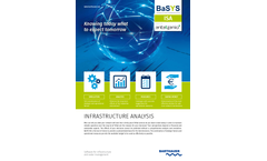 Version BaSYS ISA - Infrastructure Analysis Software Brochure