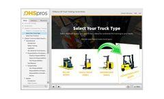 Online Forklift Training