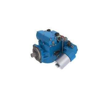 Optima - Model OPT.614 Series - Variable Pumps for Closed Circuit