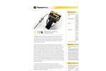 Model TP9 - Digital Portable Petroleum Gauging Thermometer Brochure