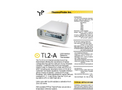 Model TL2-A - Precision Bench Top Laboratory Reference Thermometer Brochure