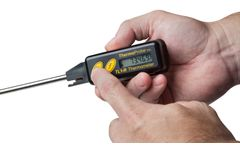 Model TL1-R - Portable Stem Precision Thermometer