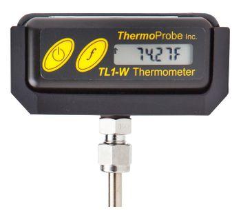 Model TL1-W - Digital Portable Stem Laboratory Thermometer