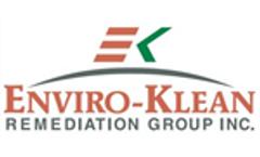 "Enviro-Klean 13 Minute Video: ""The World's Finest Thermal Desorber"""