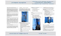 aquaplus - Potable Drinking Water Treatment Brochure