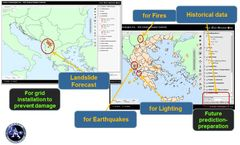 Aratos - Natural Disaster Control Software